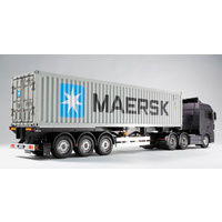 40FT CONTAINER SEMI-TRAILER - FOR RC TRACTOR TRUCK