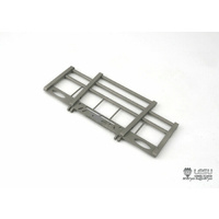 1/14 Tamiya Truck Scania R470 R620 metal stainless steel Front Bar